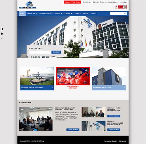ceronav homepage